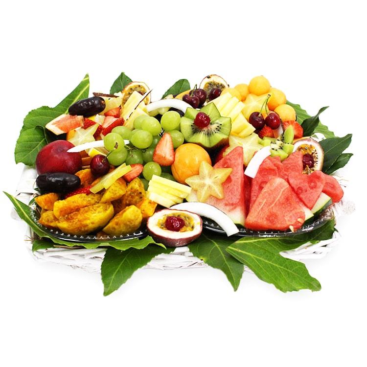 סלסלת פירות ריגוש טרופיקני